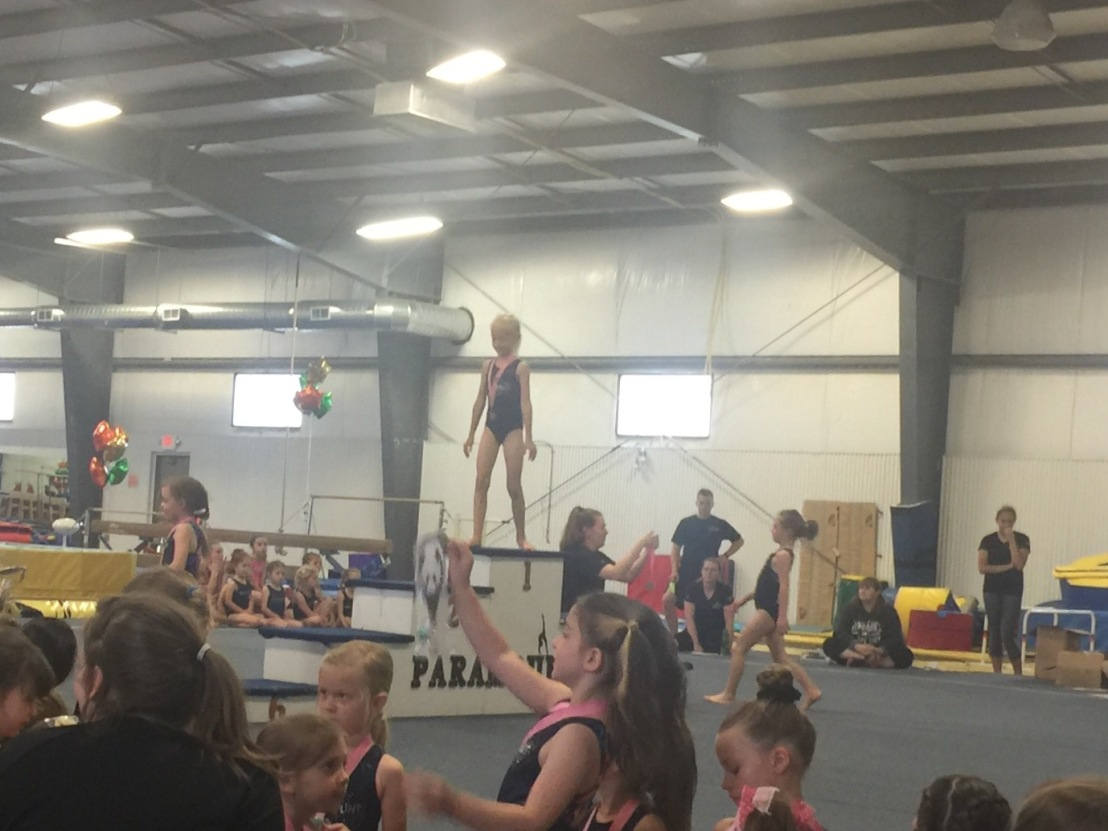 Gymnastics Showcase – #31