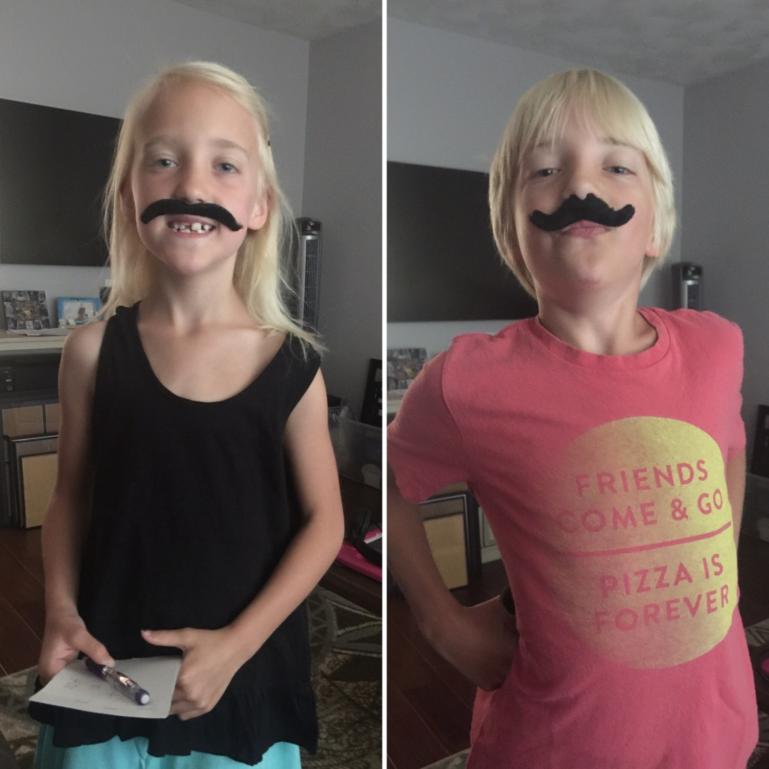 Mustaches – #29